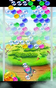 Snopy Bubbles Pop screenshot 4