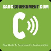 Sadc Government icon