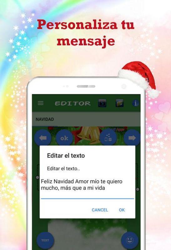 Frases De Amor Navidad Para Android Apk Baixar