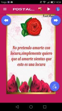 Notas de Amor Romanticas apk screenshot