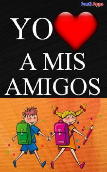 Yo Amo poster