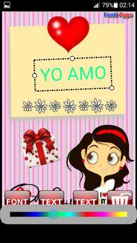 Yo Amo screenshot 7