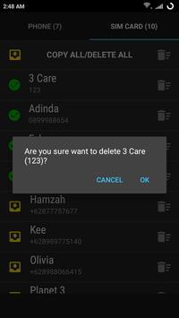 Copy To SIM screenshot 4
