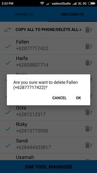 Copy To SIM screenshot 6