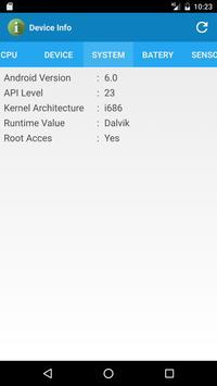 Root Checker - Device Info apk screenshot