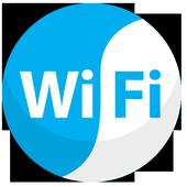پسورد WiFi icon
