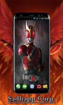 Kamen Rider Wallpaper Art screenshot 3