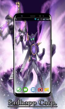 Kamen Rider Wallpaper Art poster