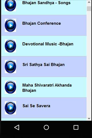 Sri Sathya Sai Baba Bhajans for Android - APK Download
