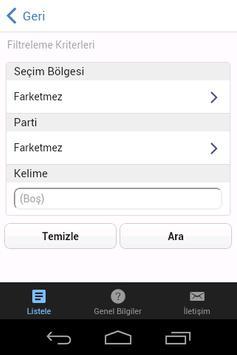 Seçim 2015 screenshot 10