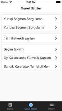 Seçim 2015 screenshot 3
