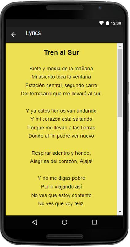 Moenia MusicLyrics For Android