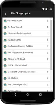 Vera Lynn Music&Lyrics screenshot 2