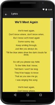 Vera Lynn Music&Lyrics screenshot 3