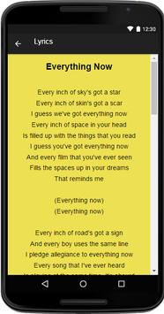 Arcade Fire Music&Lyrics apk screenshot
