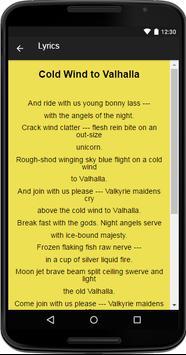 Jethro Tull Music&Lyrics screenshot 3