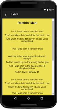 The Allman Brothers Band Music screenshot 3
