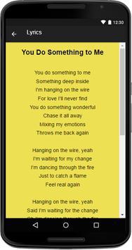 Paul Weller Music&Lyrics screenshot 3
