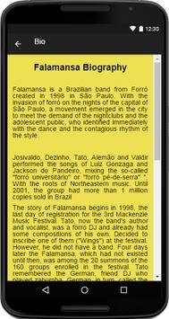 Falamansa Music&Lyrics screenshot 1
