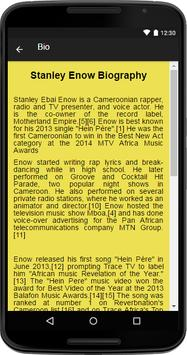 Stanley Enow Music&Lyrics screenshot 1