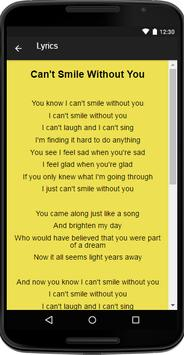 Barry Manilow Music&Lyrics for Android - APK Download