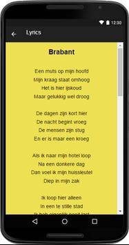 Guus Meeuwis Music&Lyrics screenshot 3