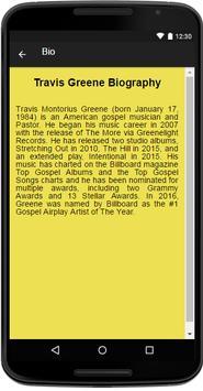 Travis Greene Music&Lyrics screenshot 1