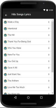 Travis Greene Music&Lyrics screenshot 2