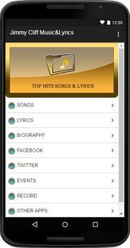 Jimmy Cliff Music&Lyrics poster