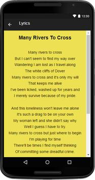 Jimmy Cliff Music&Lyrics screenshot 3