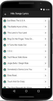 Lee Greenwood Music&Lyrics screenshot 2