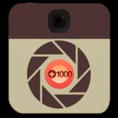1000 Likes иконка