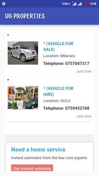 UG PROPERTIES screenshot 1