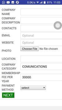 East Africa Business Directory screenshot 3
