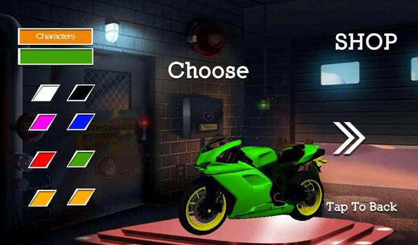 Traffic Bike Racing screenshot 2