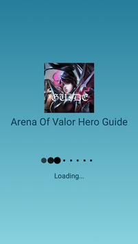 Guide for Arena Of Valor Hero पोस्टर