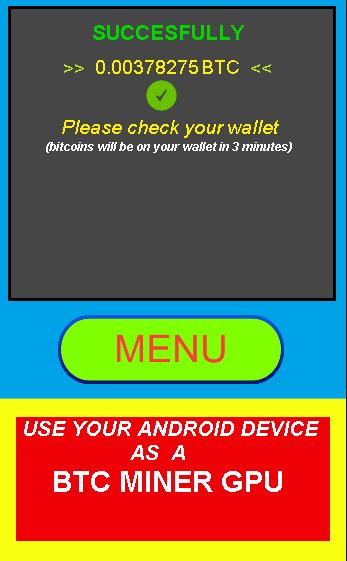 Bitcoin Miner BTC Android Gpu Guide Bitcoin Pool for Android - APK