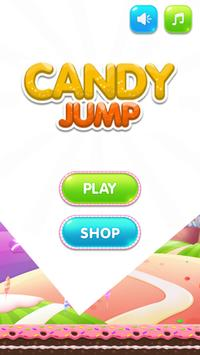 Hello Candy Jump poster