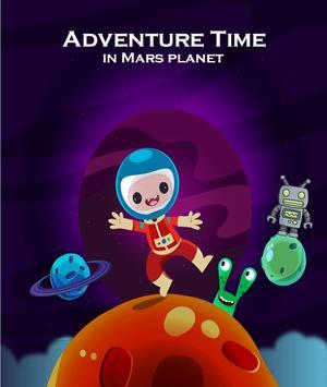 Mars safari-adventure of finnn poster