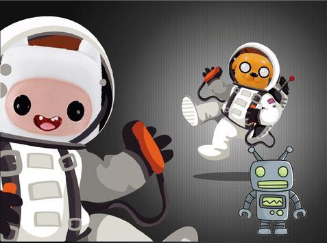 Mars safari-adventure of finnn apk screenshot
