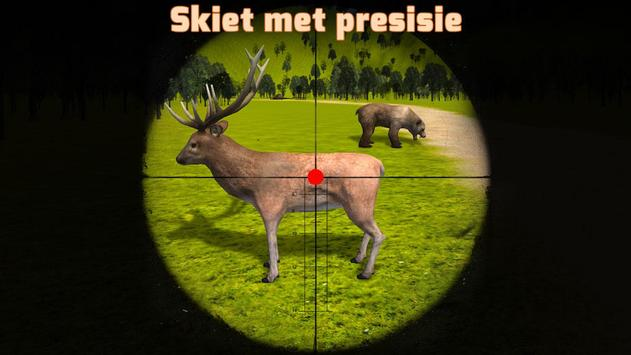 Sniper Safari jeep Animal Hunt apk screenshot