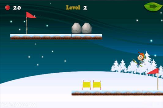 Ski Oscar Safari apk screenshot