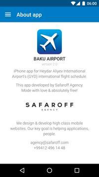 Baku Airport screenshot 3