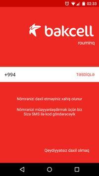 Bakcell Rouminq poster