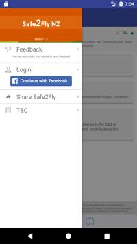 Safe2Fly apk screenshot