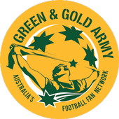 Green & Gold Army icon