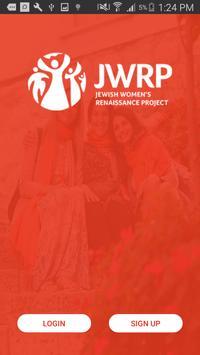 JWRP Momentum app poster