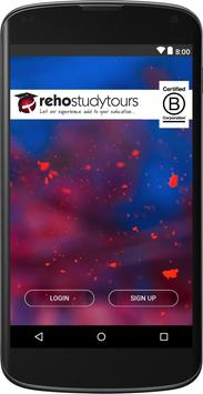 Reho Study Tours poster