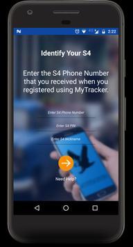 911SafeTrack S4 screenshot 1