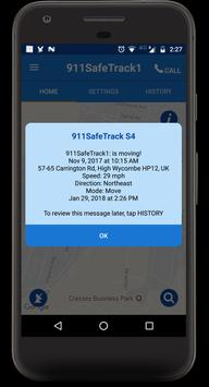 911SafeTrack S4 screenshot 5
